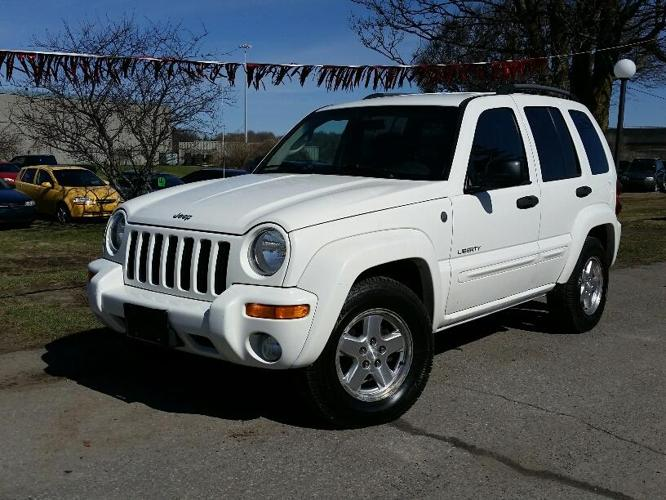 2004 Jeep Liverty 4X4 Limited