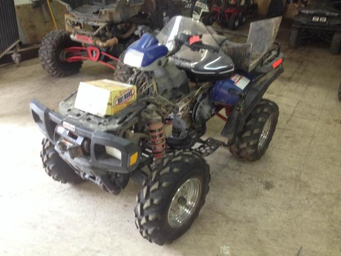 2004 Polaris Sportsman 700 Parts Unit