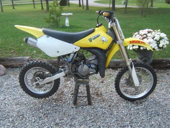 2004 Suzuki RM 85!!!!!