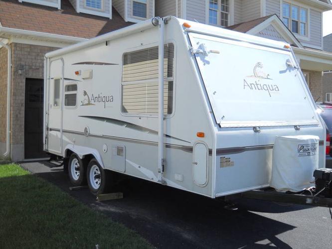 2005 Antigua 195CK Hybrid camper/trailer for sale in ...