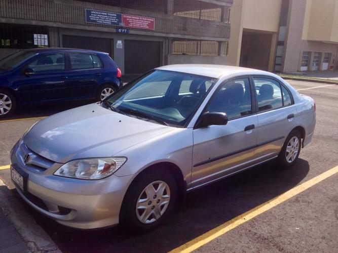 2005 Honda Civic Express Special Edition