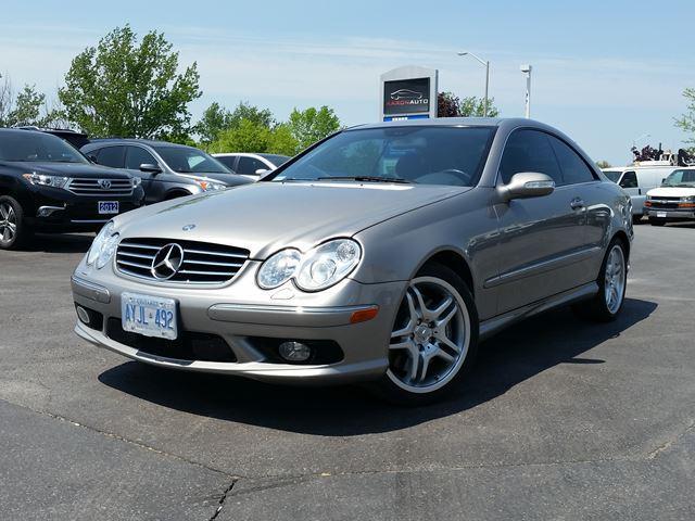 2005 Mercedes-Benz CLK-Class KLEEMAN
