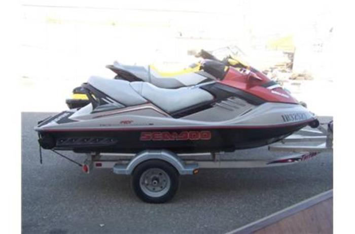 2005 Sea-Doo RXT 215 HP