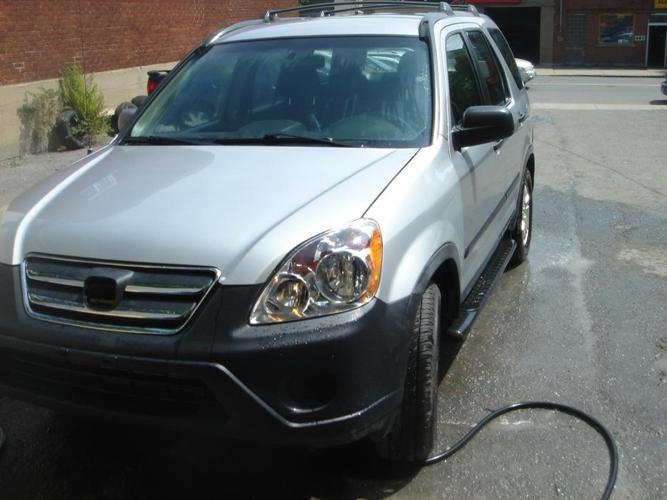2006 HONDA CRV LX
