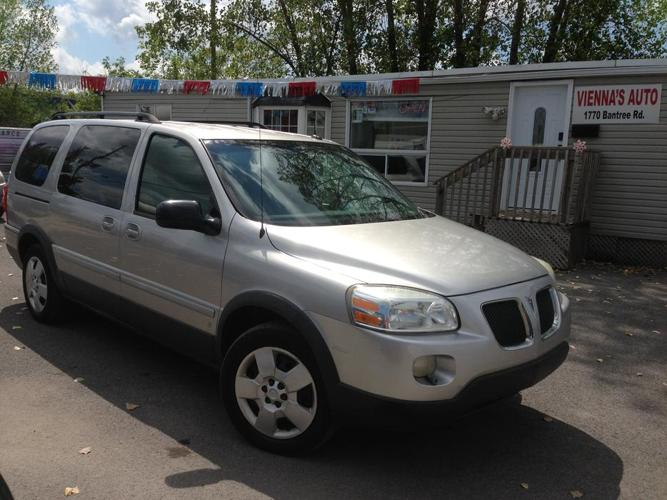 2006 Pontiac Montana SV6 Extended WB - Safety and Etest Incl.