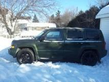 2007 Jeep Patriot, Certified