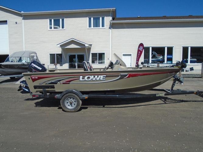 2007 Lowe FM165