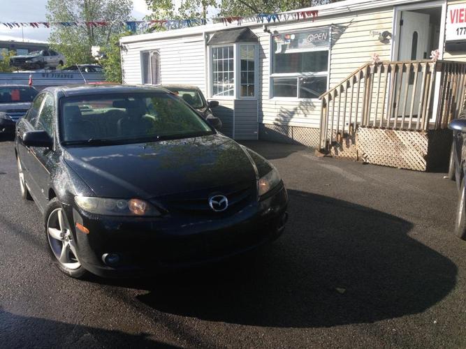 2007 Mazda6 Mazda 6 - Auto - Leather - Sunroof - Heated/PWR Seats