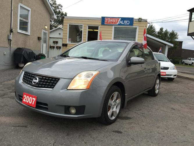 2007 Nissan Sentra 2.0 S - Good On Gas! - Clean Car