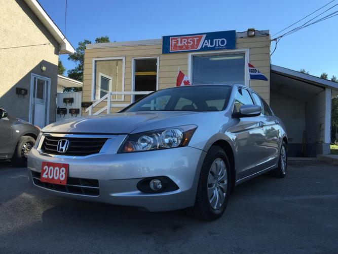 2008 Honda Accord Sdn LX - Extremely Clean Car! - Good On Gas!