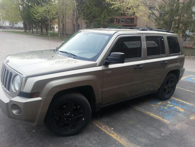 2008 jeep patriot as is