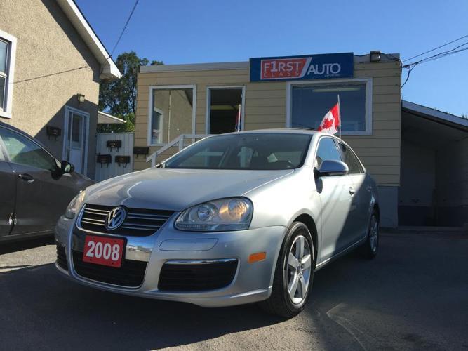 2008 Volkswagen Jetta Fully Loaded! - CLEAN CAR PROOF!