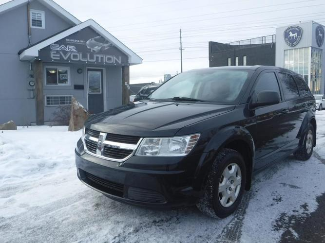 2009 Dodge Journey 124km GREAT DEAL ! CERTIFIED+WRTY $5990