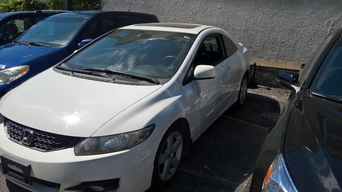 2009 Honda Civic 2 door lx
