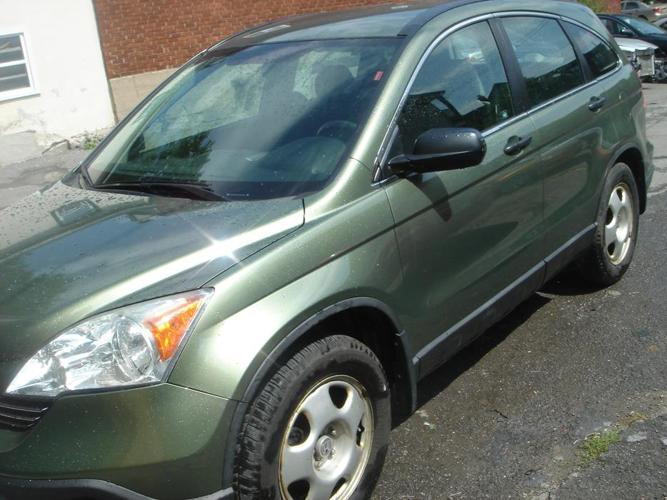 2009 Honda CRV- LX