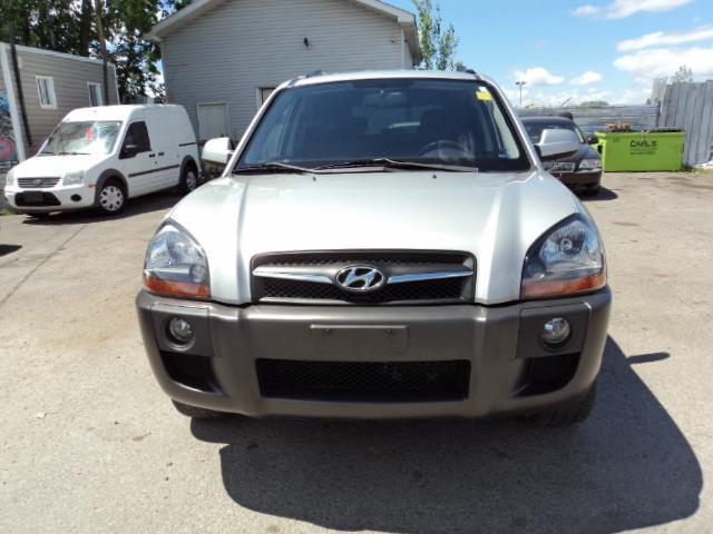 2009 Hyundai Tucson 2.7 V6 - AWD