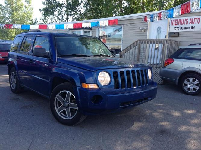 2009 Jeep Patriot North - AWD Automatic