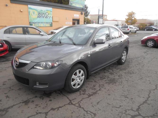 2009 Mazda 3 ,Safety and E-test included