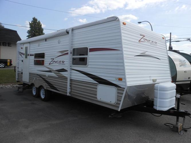 2009 Zinger 250RK Travel Trailer