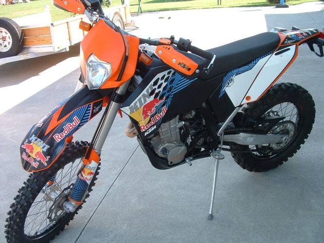 2010 ktm 450 exc for sale in mcgregor ontario ads in. Black Bedroom Furniture Sets. Home Design Ideas