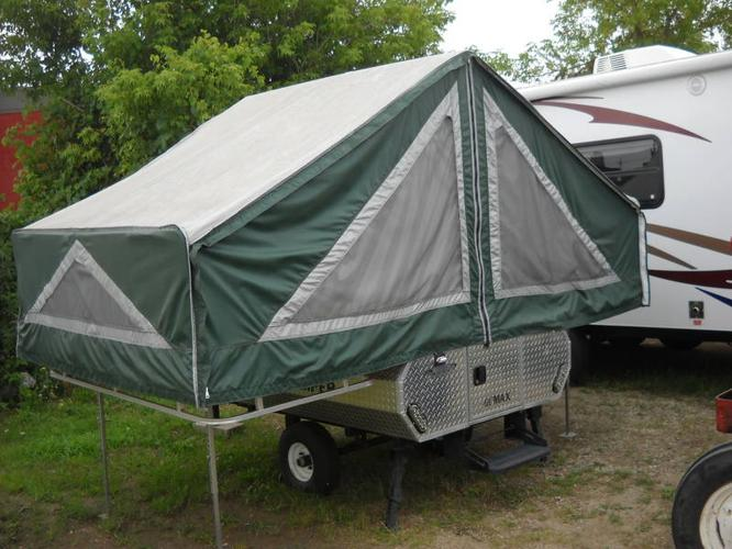 Elegant Tent Campers For Sale In CT  Long View RV