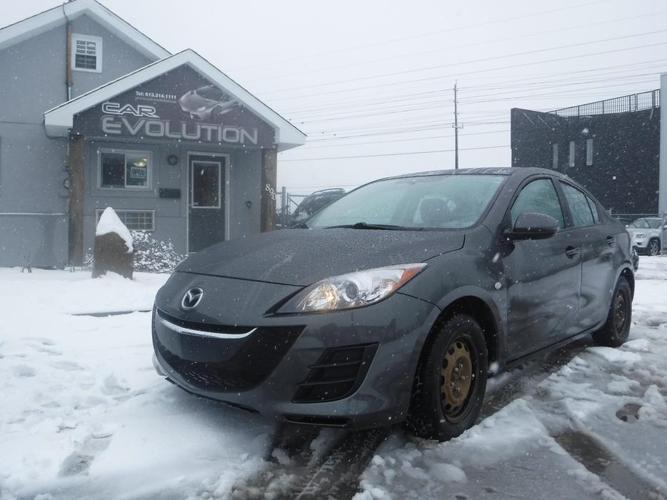 2010 Mazda Mazda3 AUTO/PWR/123km , CERTIFIED+WRTY $5990