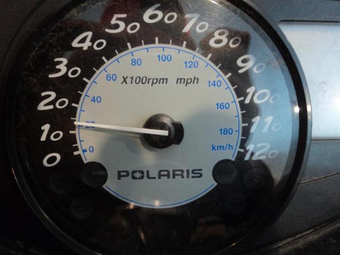 2010 Polaris Switch Back 800