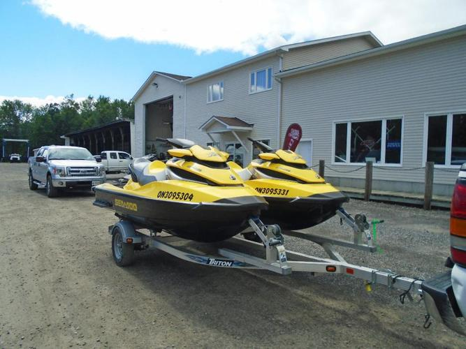 2010 Seadoo RXT 215 hp package