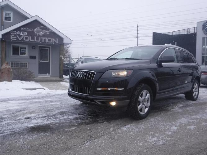 2011 Audi Q7 V6,AWD, 108km, 7PASS, CERTIFIED+WRTY $17990