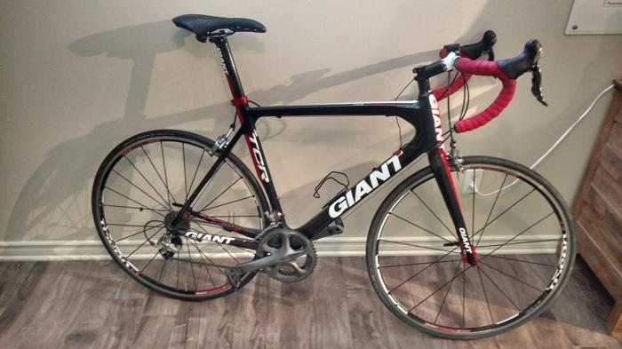 2011 Giant TCR Advanced