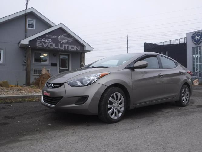 2011 Hyundai Elantra LOADED,NO ACCIDENTS, CERTIFIED+WRTY $5990
