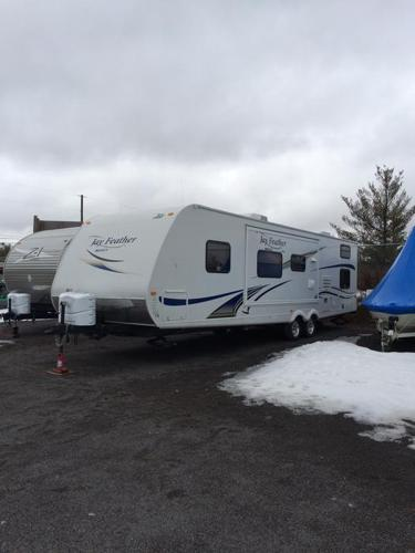 2011 JAYCO FEATHER LITE SERIES 29L