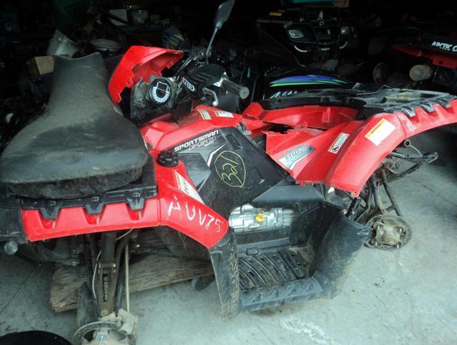 2011 Polaris Sportsman 550 Parts Unit