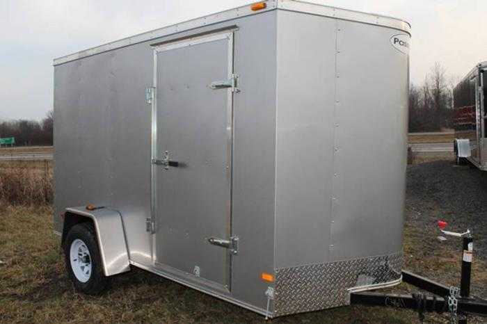 2012 6X10 PASSPORT CARGO TRAILER BY HAULMARK (#C4611)