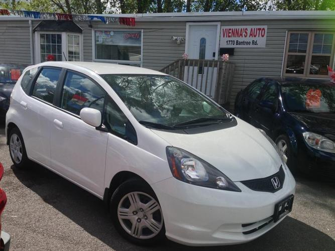 2012  Honda Fit - ONLY 50,000KM AUTO - bluetooth