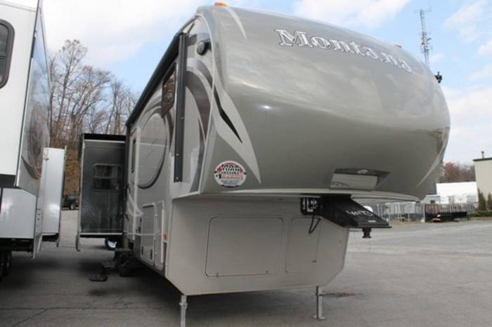 2012 KEYSTONE MONTANA HIGH COUNTRY 313RE (#R4255)