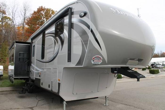 2012 KEYSTONE MONTANA HIGH COUNTRY 343RL (#R4254)