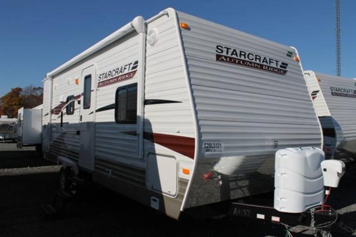 2012 STARCRAFT AUTUMN RIDGE 245DS (#R4137)