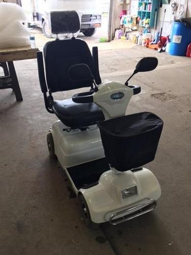 2018 EMMO Scooter