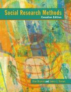 $20 Social Research Methods: Canadian Edition