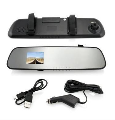 2.4 inch 720P LCD Car DVR Night Vision Camera Video Recorder Dash Cam G-sensor
