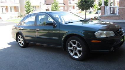 $2,500 OBO 2000 Nissan Maxima GLE
