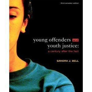 $28 Young Offenders and Youth Justice: A Century After the Fact
