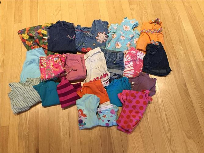 2T GIRL ? 20 PIECE COLLECTION $25