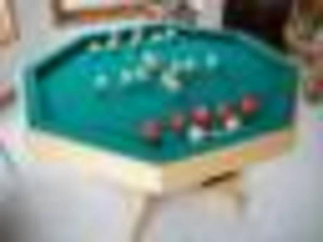 3 in 1 Bumper Pool Table