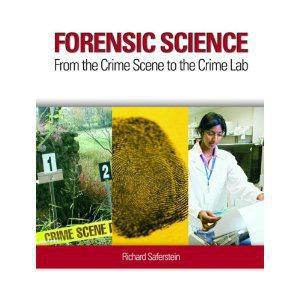 $30 Forensic Science: From the Crime Scene to the Crime Lab
