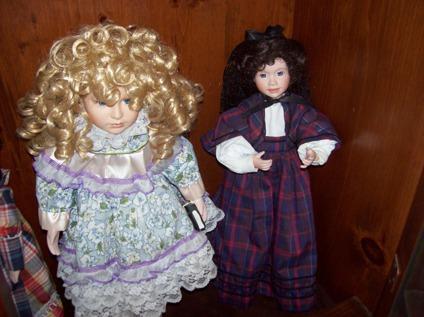 $30 porcelain dolls