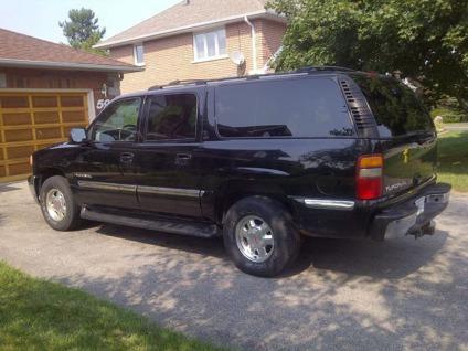 $3,800 OBO 2002 GMC Yukon XL