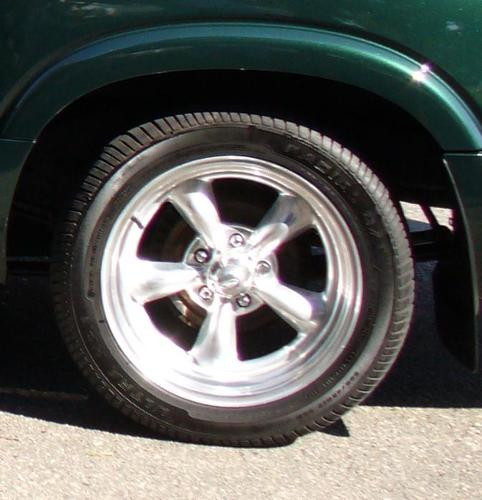 4 GM Tires and Eagle Alloy Wheels
