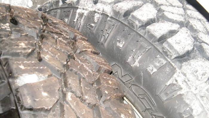 4 Good year tires